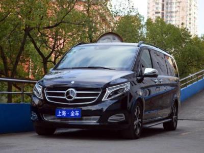2017年5月 奔驰 V级 奔驰V级 2017款 V 260 L 臻藏版图片