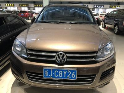 2012年6月 大众 途锐 3.0T 舒适型 汽油版图片