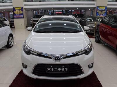 丰田 雷凌  1.6G-L CVT领先版