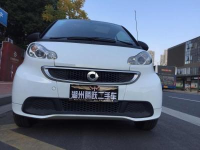 Smart Fortwo  Cabrio 1.0T 激情烈焰特别版图片