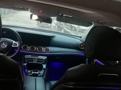 2016年12月 奔驰 E级 E200L 2.0T 运动型图片