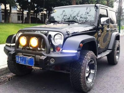 2012年5月 Jeep 牧马人 3.6L 两门图片