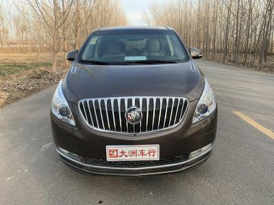 別克 GL8  2014款 3.0L GT豪華商務豪雅版