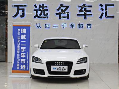 2012年3月 奥迪 奥迪TT(进口) TTS 2.0TFSI Coupe quattro图片
