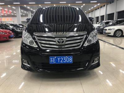 2012年5月 丰田 埃尔法 3.5L 豪华版图片
