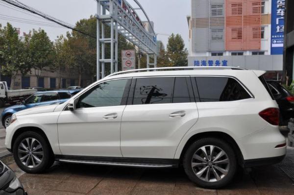 【青岛二手车】2014年8月_二手奔驰 gl级 gl350 cdi