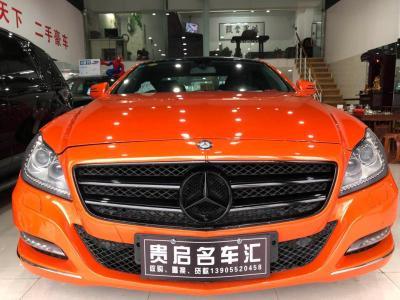 2012年10月 奔驰 奔驰CLS级(进口) CLS300 CGI 3.5L图片