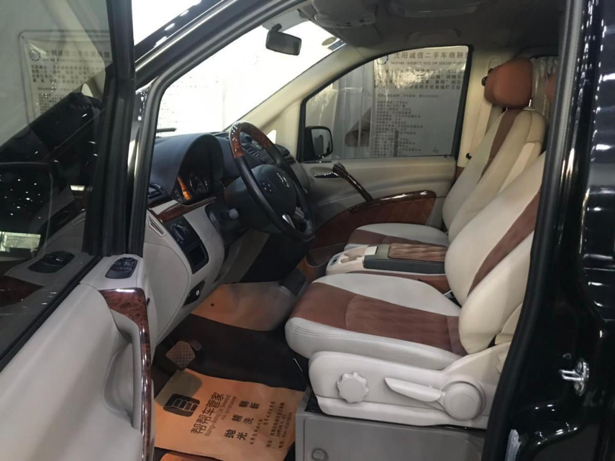 奔驰 唯雅诺  2013款 3.0L 舒适版图片