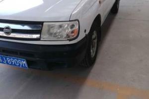 2012年4月  12年4月东风日产皮卡汽油版国四 图片