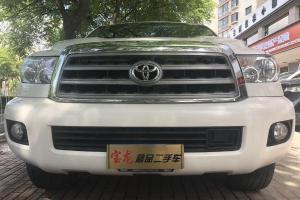丰田 红杉  5.7 白金版图片