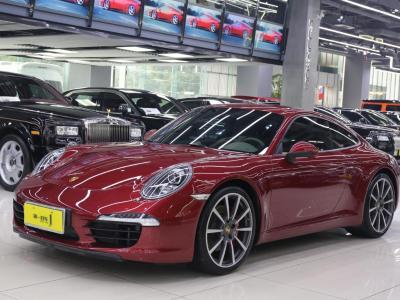保时捷 911  2012款 Carrera S 3.8L