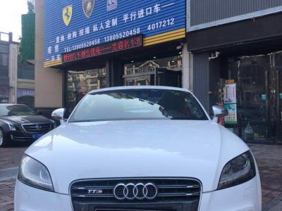 2013年10月 奥迪 奥迪TT(进口) TTS Coupe 2.0T FSI Quattro图片