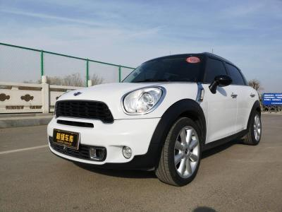 2012年11月 MINI Coupe  S 1.6T 两驱图片