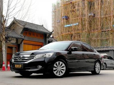 2014年10月 本田 雅阁  2.4L CVT EX豪华版图片