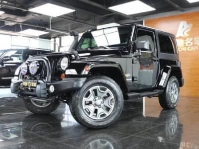 2013年7月Jeep牧马人3.6L 两门图片