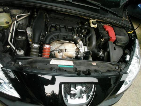 【青岛】2010年8月 标致 308cc 黑色 自动档