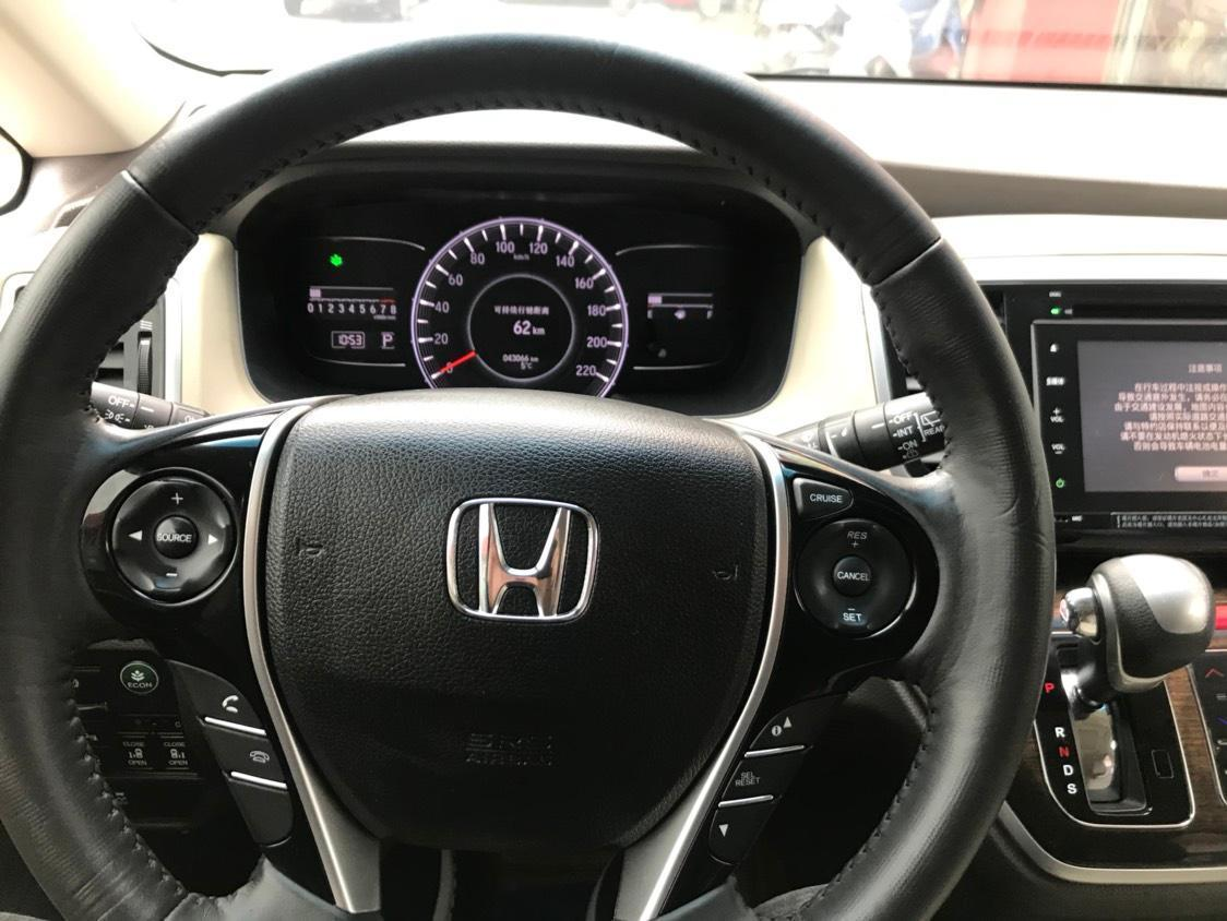本田 奥德赛  2015款 2.4L CVT至尊版图片