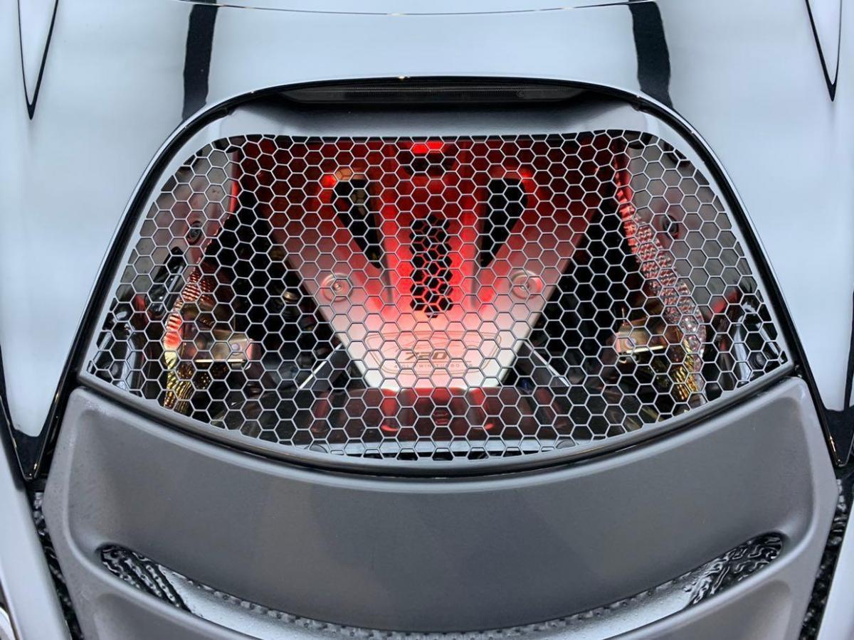 邁凱倫 720S  2019款 4.0T Coupe圖片