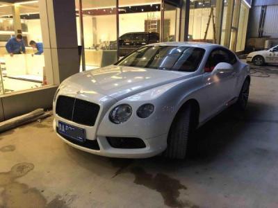 宾利 欧陆  GT V8 S 4.0T 标准版