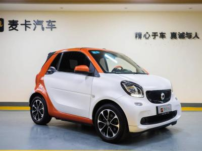 2017&#24180;4&#26376; Smart Fortwo  1.0L &#25950;&#31735; &#28608;&#24773;&#29256;?#35745;?/>                         <div class=