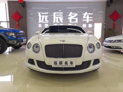 宾利 欧陆  2012款 GT 6.0T?#35745;?/>                         <div class=