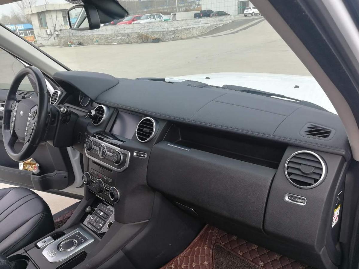 路虎 发现  2017款 3.0T V6 SE 汽油版图片