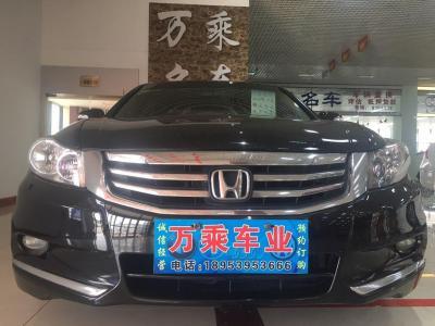 本田 雅阁  2013款 2.4L PE