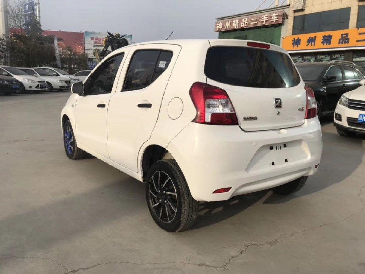 众泰 云100  2016款 S 电动车图片