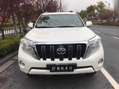 2014年7月 丰田 普拉多(进口) 2.7L 豪华版图片