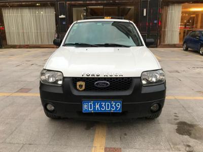 福特 翼虎  2005款 3.0L