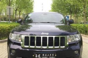 Jeep 大切诺基  3.6 旗舰导航版
