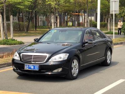 奔驰 奔驰S级  2005款 S500 5.5L图片