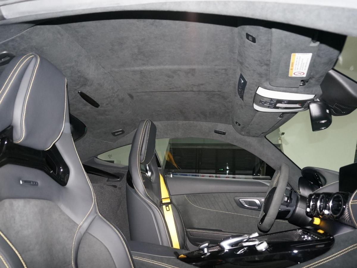 奔驰 AMG GTR图片