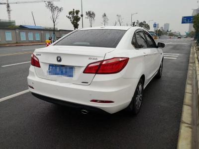 长安 逸动  2018款 1.6L GDI 蓝动版劲尚型