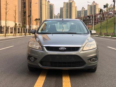 福特 福克斯  2009款 1.8L 豪華型圖片