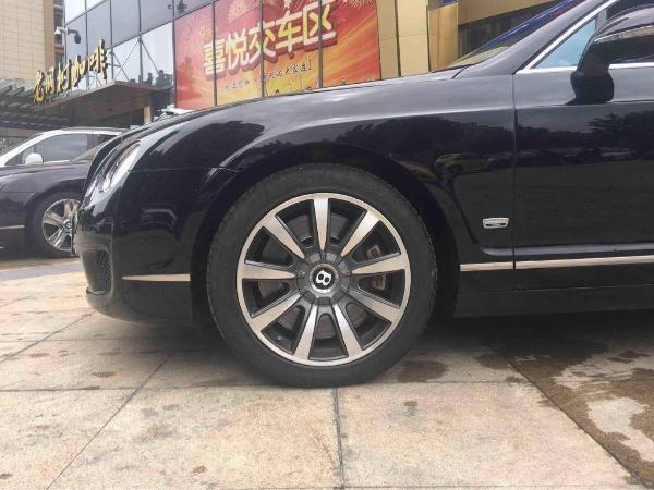 宾利 飞驰  W12 6.0T 限量版图片