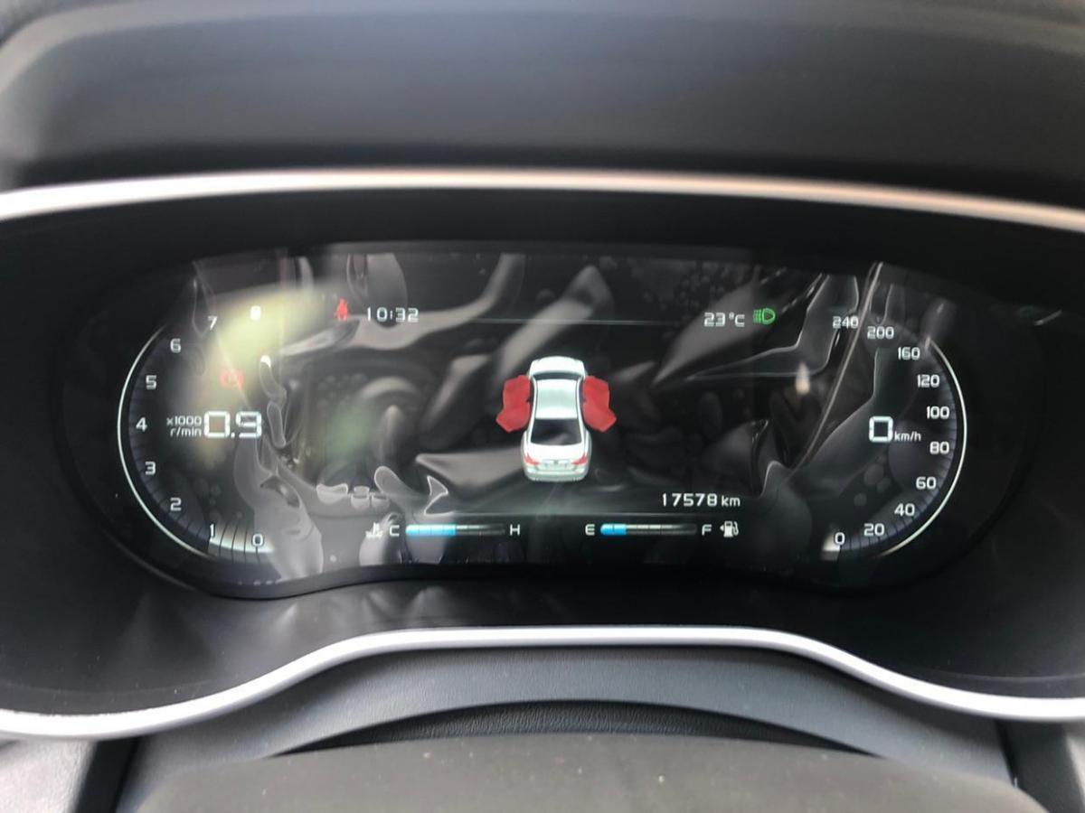 吉利 帝豪  2018款 1.5L 手动向上互联版图片
