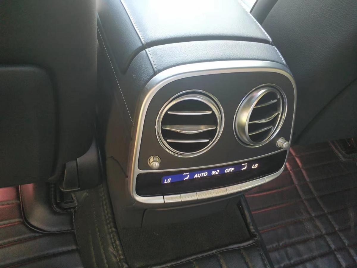 奔驰S320图片