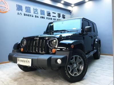 2012年9月 Jeep 牧马人(进口) 3.6L Sahara 四门版图片