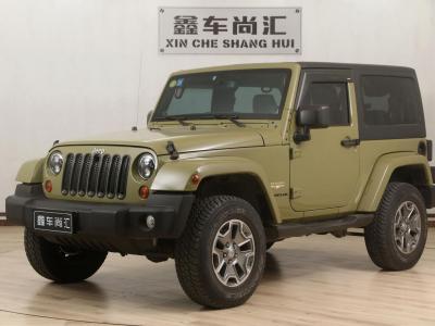 2013年9月 Jeep 牧馬人(進口) 3.6L Sahara 兩門版圖片