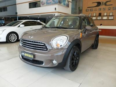 MINI COUNTRYMAN  2011款 1.6L ONE圖片