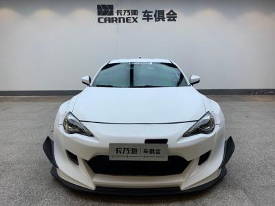 2013年9月 丰田 86(进口) 2.0L 手动豪华型图片