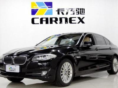 宝马 宝马5系  535Li 3.0T 领先型图片