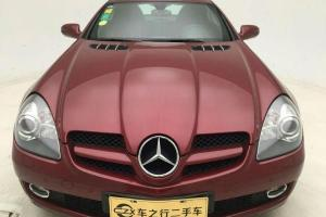 奔驰 SLK级  SLK200K 1.8T Grand Edition