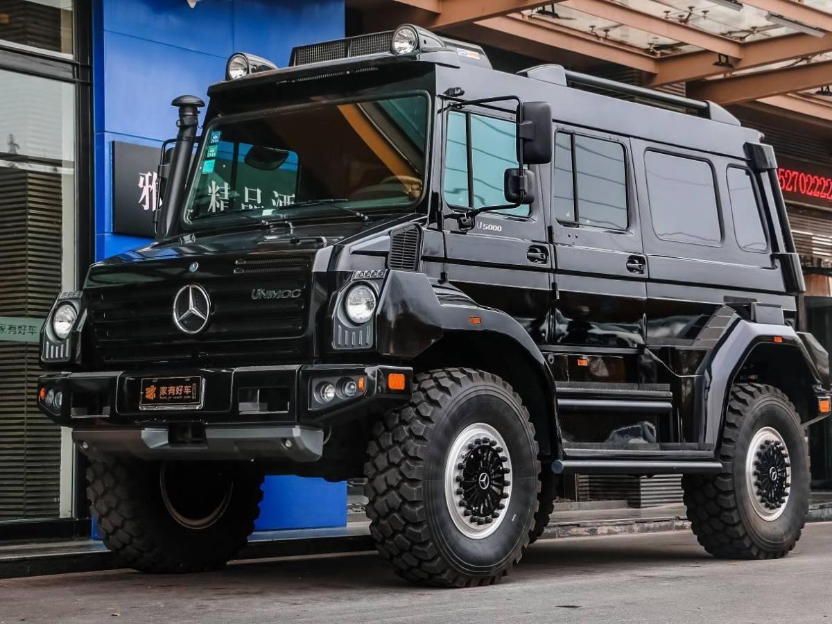 2014年3月_出售二手车奔驰 奔驰乌尼莫克 U5000哪里有卖_价格多少199.8万