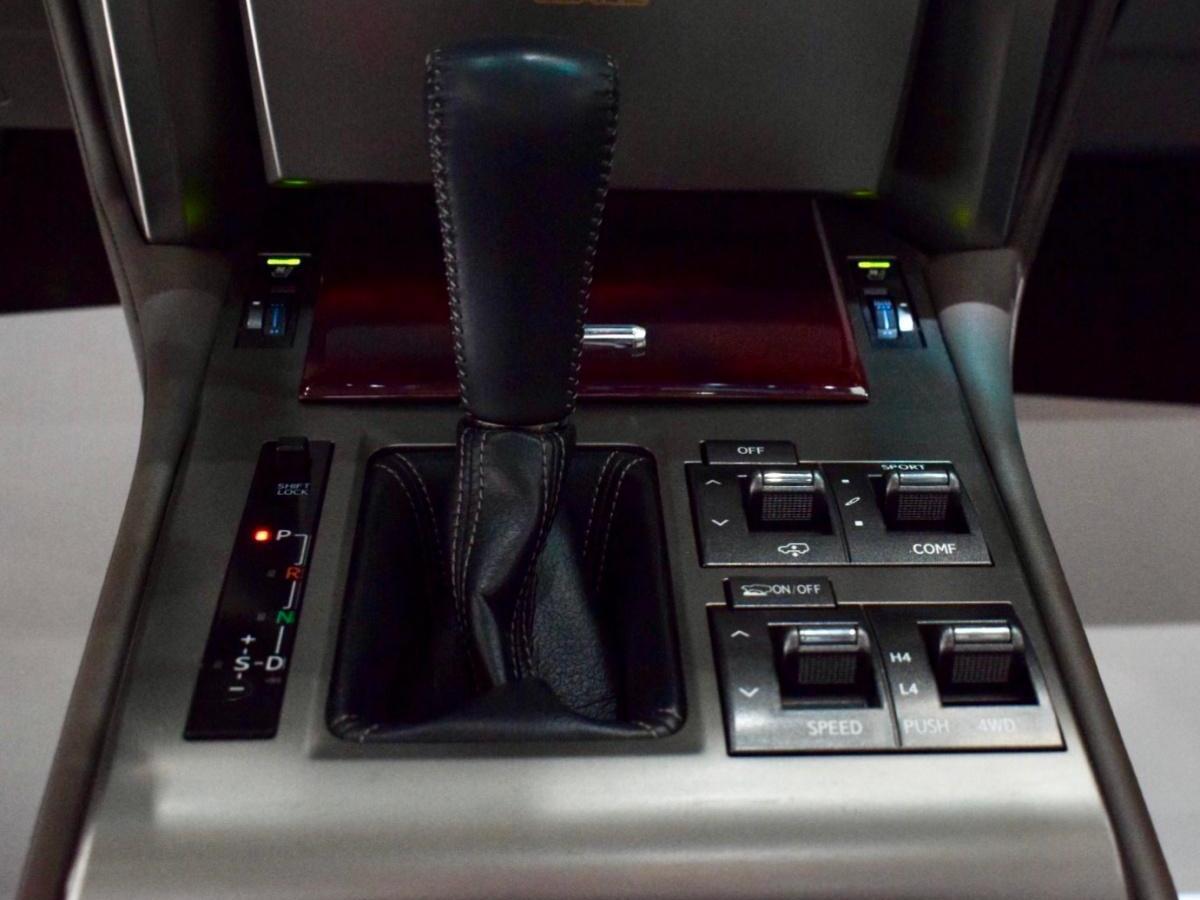 雷克萨斯 GX  2012款 400图片
