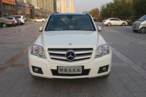 奔驰 GLK级  GLK300 4MATIC 3.0 豪华型