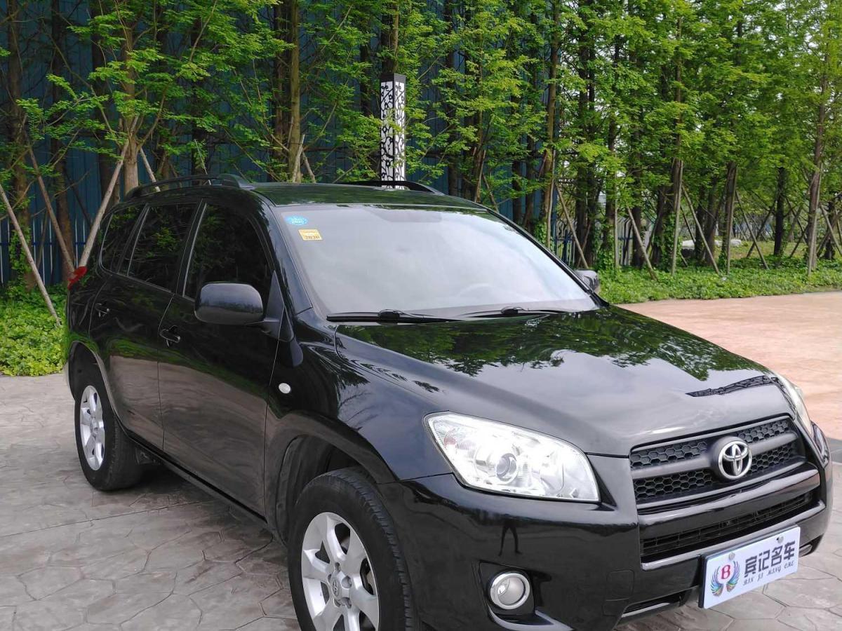 丰田 RAV4荣放  2009款 2.0L 自动经典版图片
