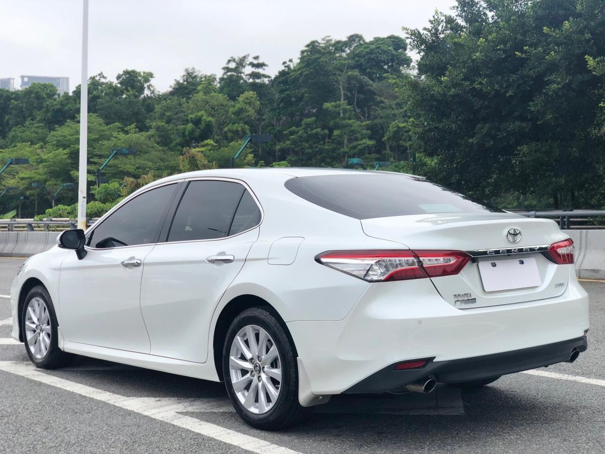 丰田 凯美瑞  2018款 2.0G 豪华版图片