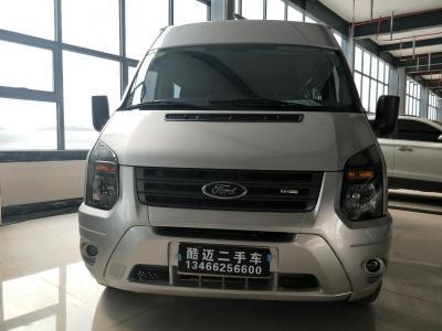 福特 新世代全順  2013款 2.4T柴油經濟型長軸中頂國IV